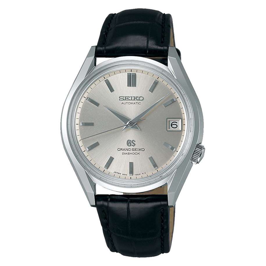 UK Replica Grand Seiko Silver Dial Watches