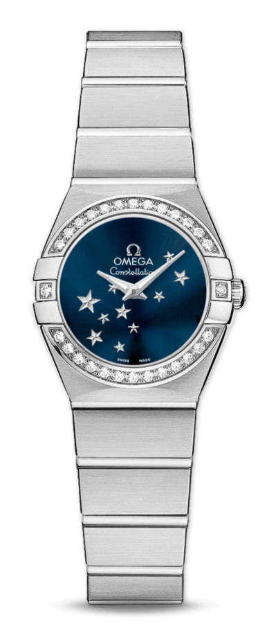 UK Fake 24MM Omega Constellation Star Watches