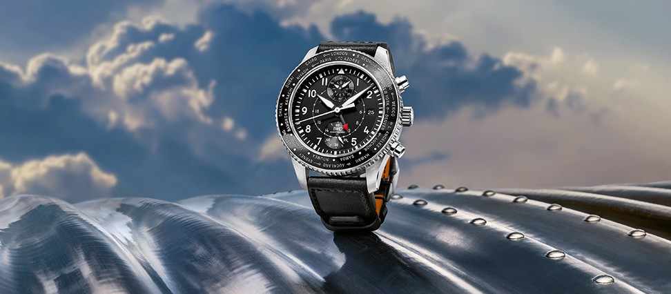IWC-Pilots-Watches-Timezoner-Chronograph-replica