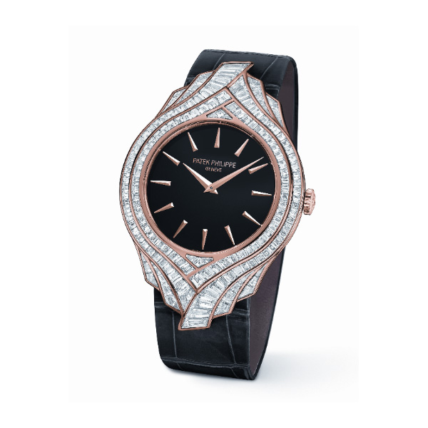 copy Patek Philippe new Ref. 4895R Calatrava jewelry watches