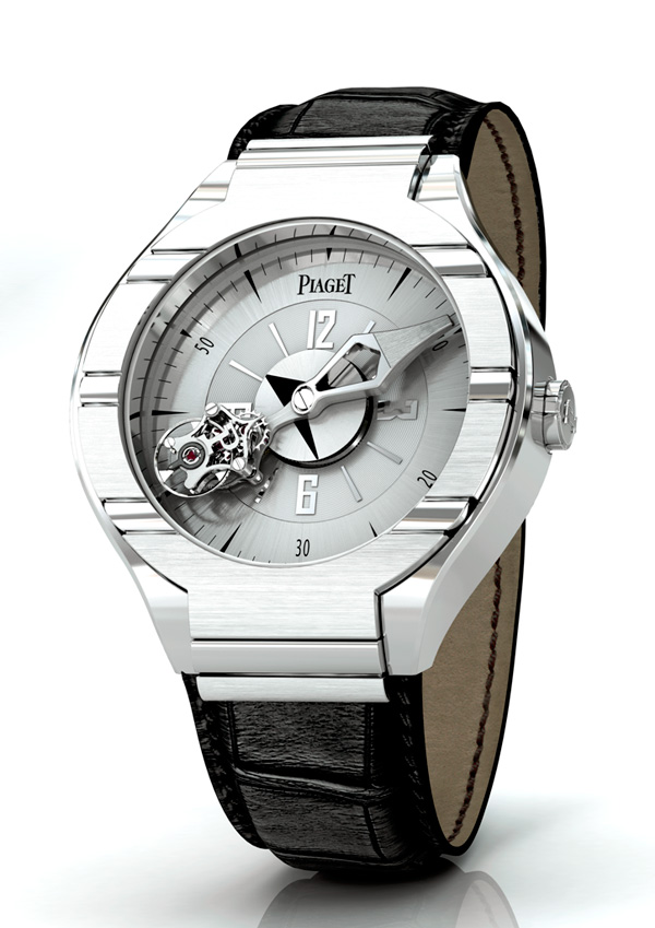 fake 18k white gold Piaget