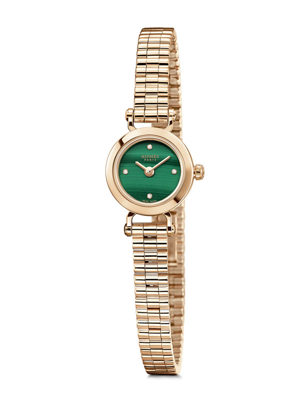 green dial replica Hermes Faubourg Pierre