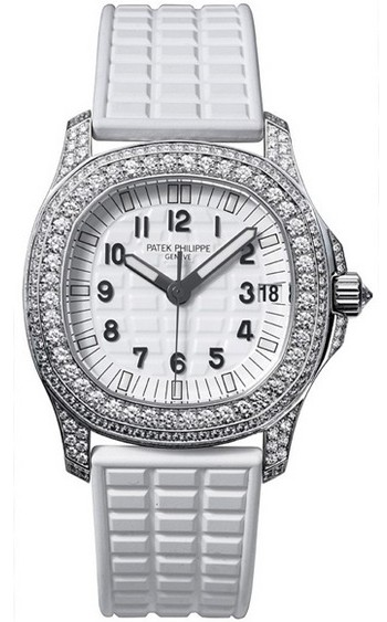 diamond bezel copy Patek Philippe Aquanaut