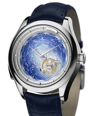 white gold case copy Jaeger-LeCoultre Master Grand Tradition Grand Complication