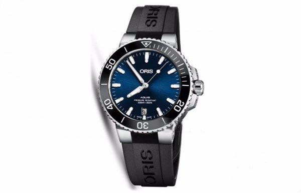 Oris fake watches with blue dials are king of diving timepieces.