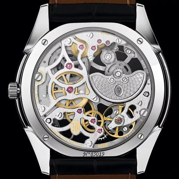 Parmigiani Fleurier Tonda fake watches with hollowed dials are exquisite.