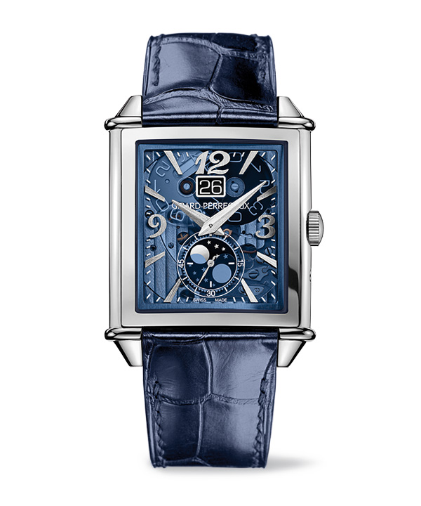 Watch fans are more favored by exquisite design of Swiss fake watches.