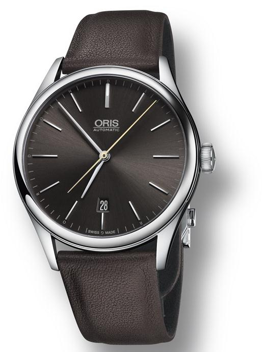 Fake Oris watches with steel cases are classical.