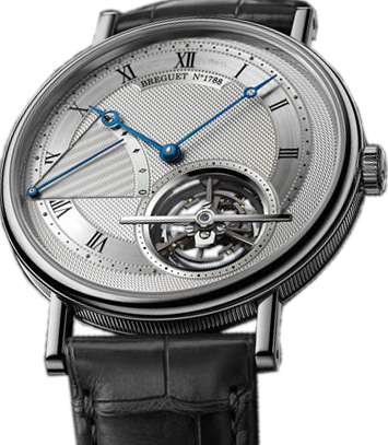 The well-designed fake watches have tourbillons.