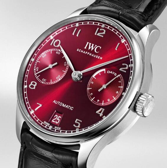 Swiss imitation watches become showy for the dials.